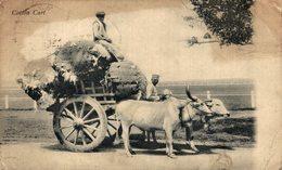 INDIA // INDE. COTTON CART - Inde