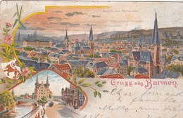 Gruss Aus Barmen -ansicht Vom Hohenstein (33) - Wuppertal