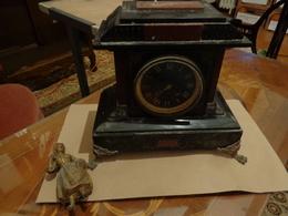 Garniture De Cheminée (vendu Dans L'etat) - Schmuck & Uhren