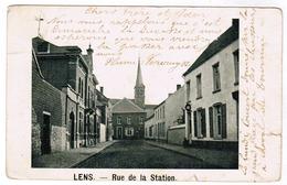 Lens, Rue De La Station (pk63747) - Lens