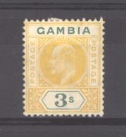 Gambie  :  Yv  81  * - Gambia (...-1964)