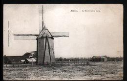 80, Allenay, Le Moulin Et La Gare - France