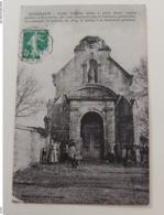 Gourgeon Vieille Chapelle Cachet Courriers Convoyeurs Haute Saône Franche Comté - Frankreich
