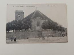 Blondefontaine église Octogone Haute Saône Franche Comté - Frankreich