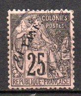 Col17  Colonie Guyane N° 23   Oblitéré   Cote 45,00€ - Oblitérés