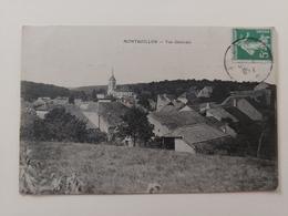 Montboillon Vue Générale Haute Saône Franche Comté - Frankreich
