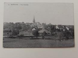 Moffans Vue Générale Haute Saône Franche Comté - Frankreich
