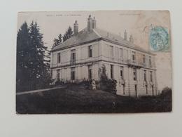 Mollans Le Château Haute Saône Franche Comté - Frankreich