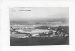 ORROIR MONT DE L' ENCLUS PANORAMA PRIS DU HAUT DE LA TOUR 1909 - Kluisbergen