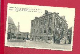 C.P. Tongeren =  Stadhuis En Monumentter Eere  Van De Gesneuvekden  Voor De Vaderland 1914-1918 - Tongeren