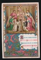 SOUVENIR D/M PREMIERE COMMUNION ET DE MA CONFIRMATION GENT 1884 COLLEGE Ste BARBE - F.WALLAERT - Images Religieuses