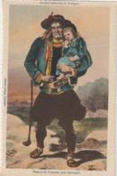 Anciens Costumes De Bretagne Homme De Bannalec Pres Quimperlé (LOT A39) - Personnages