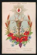 SOUVENIR D/M PREMIERE COMMUNION ET DE MA CONFIRMATION GENT 1884 COLLEGE Ste BARBE - LEON MASSYN - Images Religieuses
