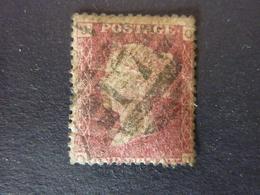GRANDE BRETAGNE, Année 1858-64, YT N° 26 Pl.150 Oblitéré - 1840-1901 (Victoria)