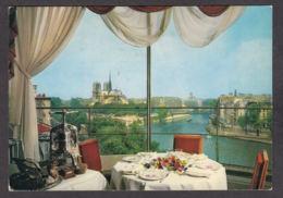 82259/ PARIS, Restaurant *La Tour D'Argent*, Vue Sur Notre-Dame - Cafés, Hoteles, Restaurantes