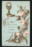 SOUVENIR D/M PREMIERE COMMUNION ET DE MA CONFIRMATION  1888 - JEANNE DUTRY - Devotieprenten