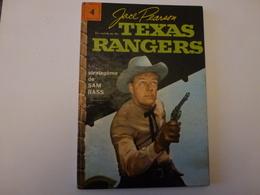 BD CARTONNE LES AVENTURES DE TEXAS RANGERS, STRATAGEME DE SAM BASS N° 4 DE 1960 PAR HENRI ARNOLDUS - Libri, Riviste, Fumetti