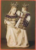 Tematica - Vergine Maria E Madonne - Kloster Ettal - Gnadenbild Von Giovanni Pisano - Benediktinerabtei - Not Used - Vergine Maria E Madonne