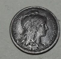 1912 - France - UN CENTIME, DUPUIS, KM 840, Gad 90 - France