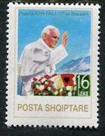 ALBANIA 1993 Papal Visit  MNH / **.   Michel 2522 - Albanie