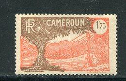 CAMEROUN- Y&T N°166- Neuf Avec Charnière * - Cameroun (1915-1959)