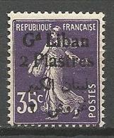 GRAND LIBAN N° 30 NEUF*  CHARNIERE  / MH - Gran Libano (1924-1945)