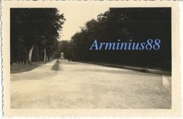 Campagne De France 1940 - Forêt De Compiègne - Rethondes - Mémorial De L'Armistice - Le Monument Aux Alsaciens-Lorrains - Guerra, Militares