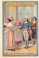 PIE-Z RO-19-3811 : CHOCOLAT POULAIN. JOUR DE L'AN PENDANT LA REVOLUTION. - Poulain