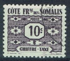 French Somali Coast, 10c., Postage Due, 1947, VFU - Costa Francesa De Somalia (1894-1967)