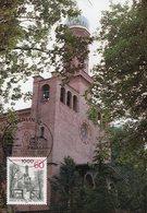Allemagne - Berlin -  Eglise St Pierre Et Saint Paul Sur Carte Maximum - 6621 - Deutschland