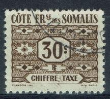 French Somali Coast, 30c., Postage Due, 1947, VFU - Costa Francese Dei Somali (1894-1967)