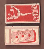 AC - PERPLEX BLADESHAVING RAZOR IN UNOPENED BOX - Scheermesjes