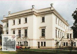 Allemagne - Berlin - Berlin Ansichten - Villa V.d. Heydt - Sur Carte Maximum - 6623 - Deutschland