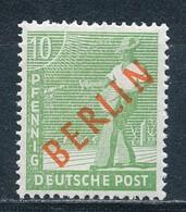 Berlin 24 ** Geprüft Schlegel Mi. 6,- - [5] Berlino