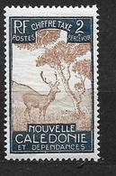 Nouvelle-Calédonie Et Dépendances:timbre Taxe Y & T N°26 ** - Nieuw-Caledonië