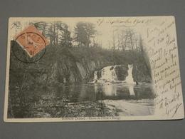 HIRSON. CHUTE DE L'OISE A BLANGY. 1906. - Hirson
