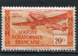 AFRIQUE  EQUATORIALE  FRANCAISE  N°  40 **  PA  (Y&T)   (Neuf) - Neufs
