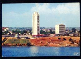 CPM Non écrite Côte D'Ivoire ABIDJAN L'Hôtel Ivoire - Côte-d'Ivoire
