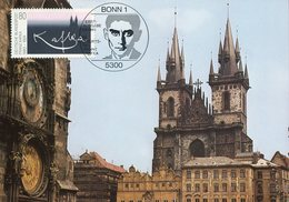 Tchéquie - Prague - Teynkirche - Sur Carte Maximum - 6625 - Tschechische Republik