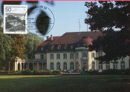 Allemagne - Berlin - Berlin Ansichten - Villa Borsig - Sur Carte Maximum - 6626 - Deutschland