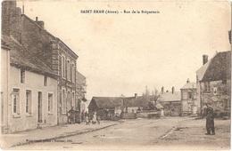 Dépt 02 - SAINT-ERME - Rue De La Briqueterie - (Photo Ruet Jeune - édit. Berlizot) - Other Municipalities