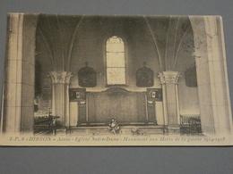 HIRSON. EGLISE NOTRE DAME. MONUMENT AUX MORTS 1914 1918. - Hirson