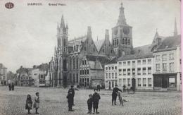 (2179) Diksmuide - Dixmude - Grand'Place - Man Met De Fiets - Diksmuide