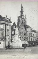 (2182) Kortrijk - Courtrai - Monument De Haerne - Gedenkteeken Van Mgr. De Haerne -  Mercerie - Bonneterie - Kortrijk