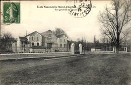 Cp Juvisy Essonne, École Secondaire Saint Charles - Francia