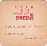 Breda  Bier  -  Gelukkig Nieuwjaar - Sous-bocks