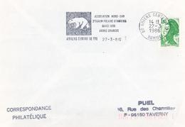 Amiens Somme Polar-Forschung Eisbär Klima - Umweltschutz Und Klima