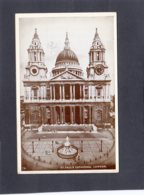 """90148    Regno  Unito,   St. Paul""""s  Cathedral,  London,  VG  1953 - St. Paul's Cathedral"""