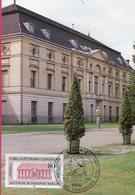 Allemagne - Berlin - Museum Für Vor Und Frühgeschichte - Carl Gotthard Langhans - Sur Carte Maximum - 6629 - Deutschland
