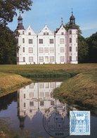 Allemagne - Berlin - Schloss Ahrensburg - Sur Carte Maximum - 6631 - Deutschland